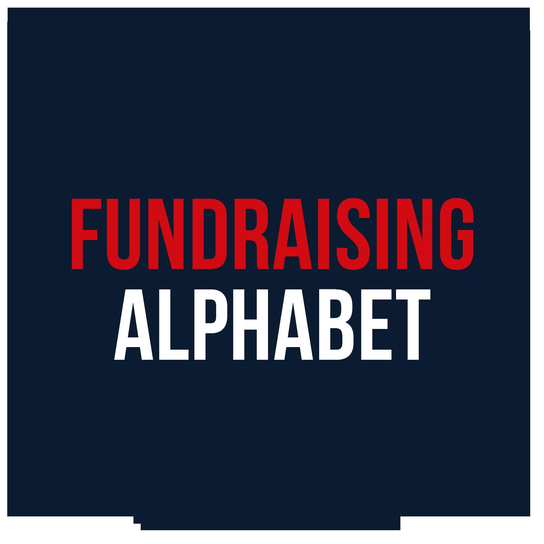 Fundraising Alphabet
