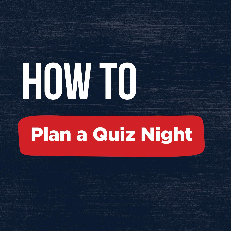 Quiz Night Guide