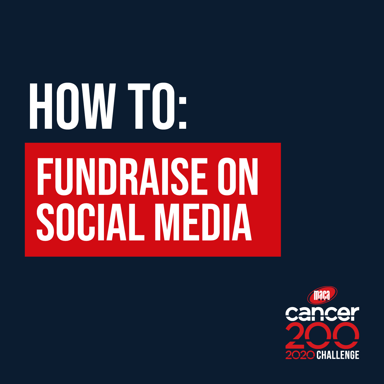 Fundraise On Social Media