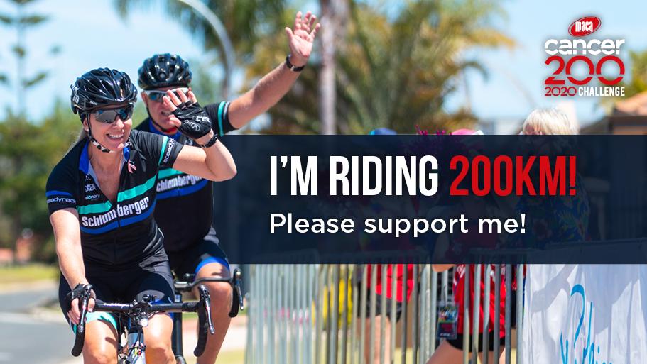 Tile - Riding 200KMs Facebook