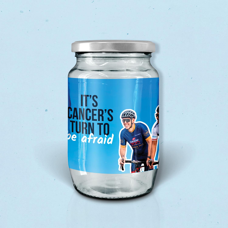 DIY Donation Jars